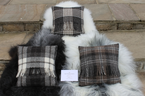 New range of cushions and sheep now available